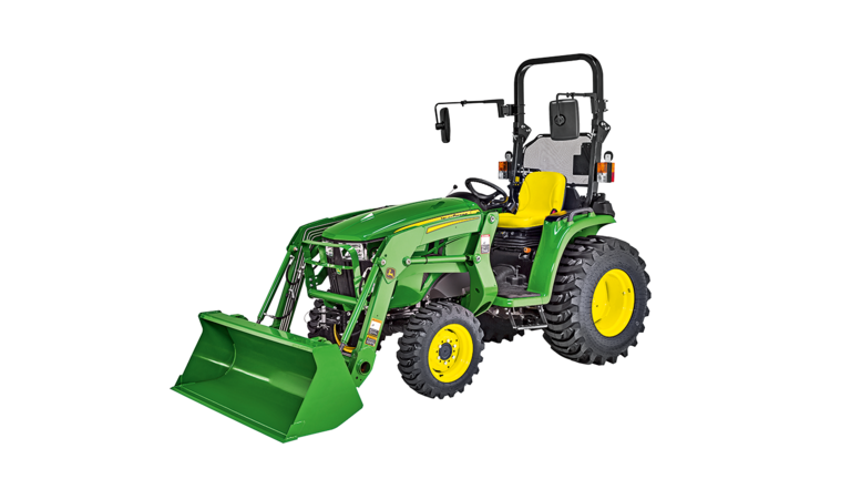 Compact Utility Tractor, 3 Series, 3038R, Studio